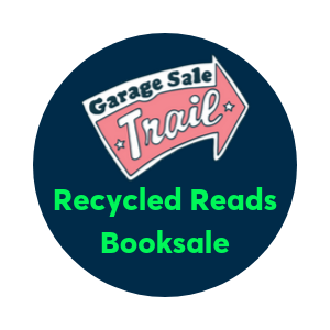 Garage Sale Trail - Recycled Reads Booksale