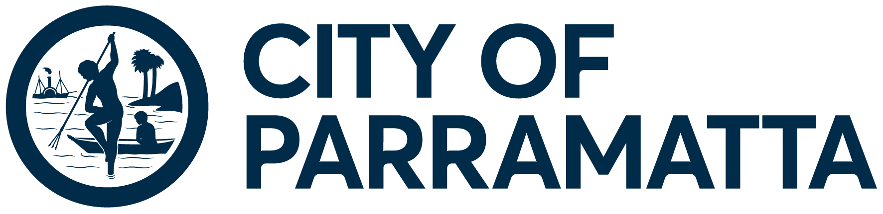 Citry of Parramatta logo