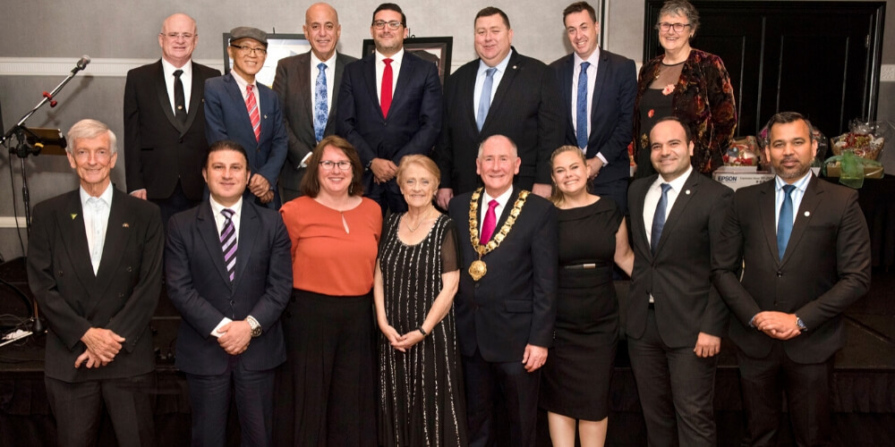 Lord Mayor and Councillors