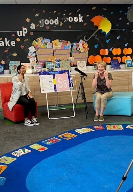 Storytime online at City of Parramatta Libraries