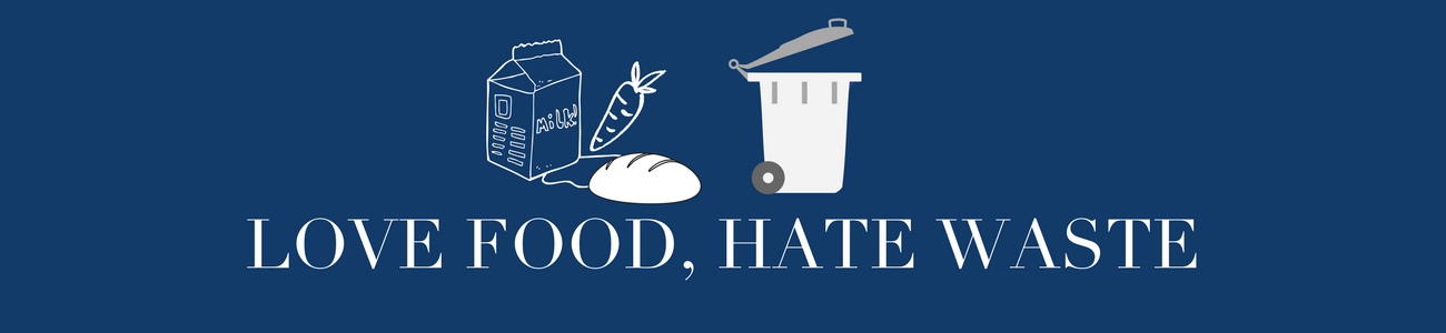 Love food, Hate waste banner