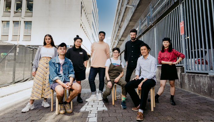 2019 In-house Artists, Parramatta Artists Studio
