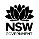 Create NSW logo