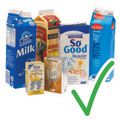 Do Recycle Milk and Juice Cartons