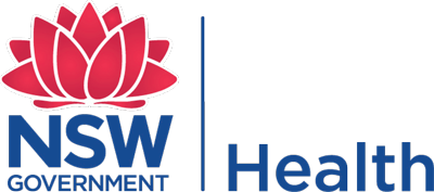 Logo from NSW Health