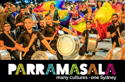 Parramasala Festival returns to Prince Alfred Square, 15-17 March