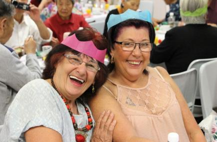 Lord Mayor's Seniors Christmas Party
