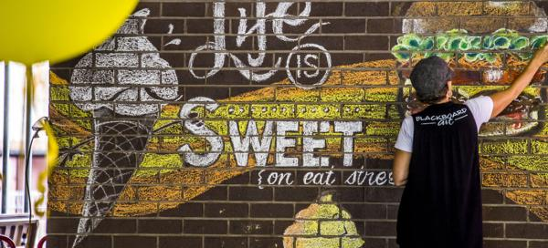 Life is Sweet on Eat Street