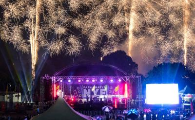 New Years Eve in Parramatta Cancelled