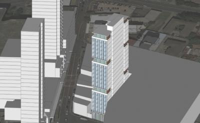 Planning Proposal, draft DCP and draft Planning Agreement at 55 Aird Street, Parramatta