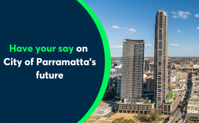 Have your say on City of Parramatta's future