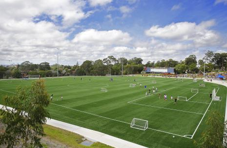 West Epping Park Synthetic Sporting Fields