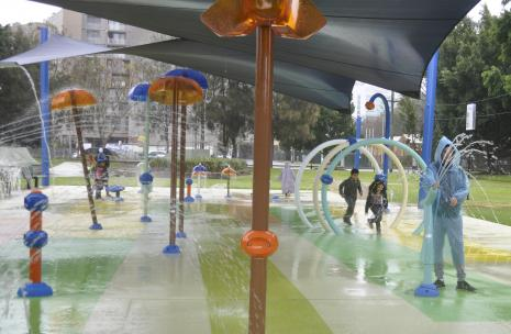 James Ruse Water Playground