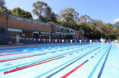 Epping Aquatic Centre swimming pool