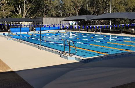 Macarthur Girls School Pool