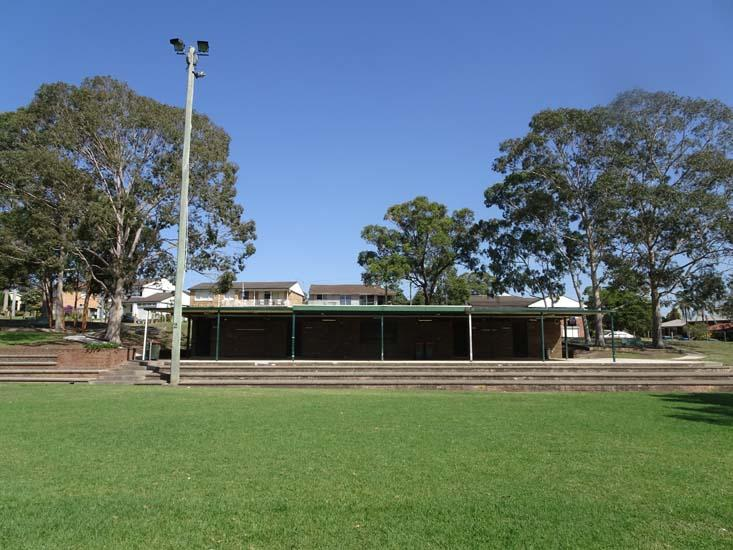 Max Ruddock Reserve Amenities Building