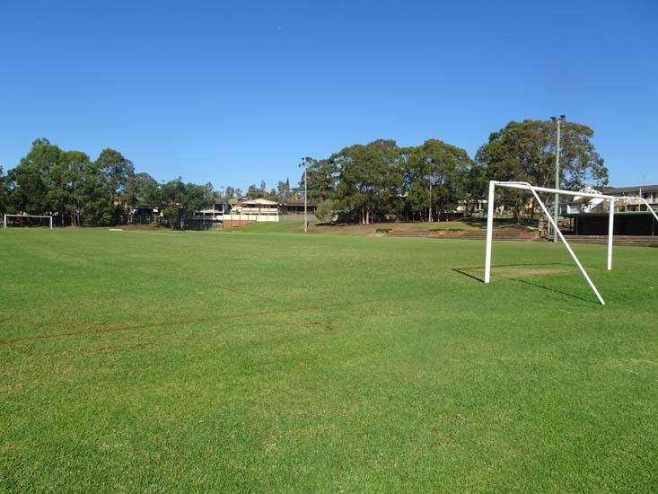 Max Ruddock Reserve Sports Field 2