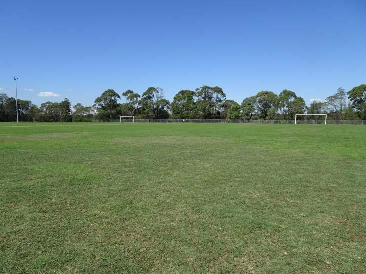 George Kendall Riverside Park Sports Field 1
