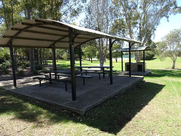 George Kendall Riverside Park Picnic Area