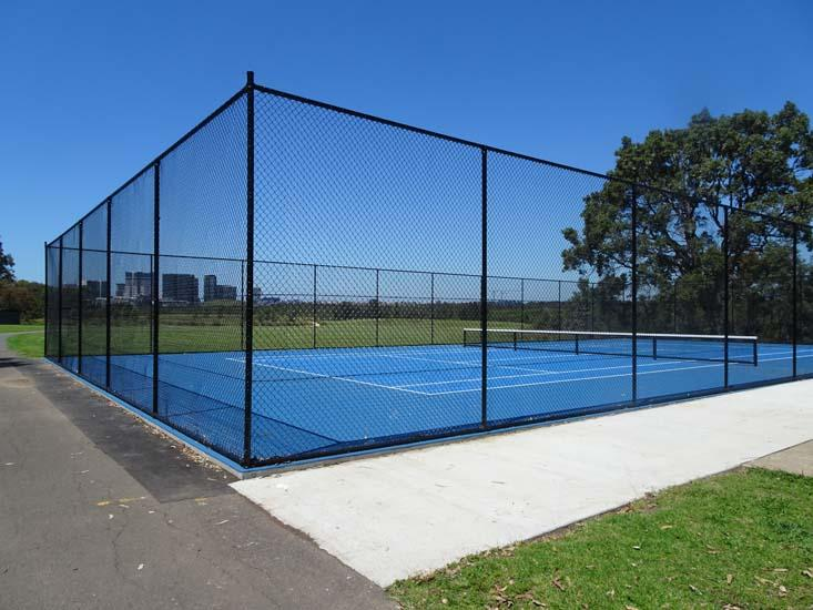 George Kendall Riverside Park Tennis Court 2