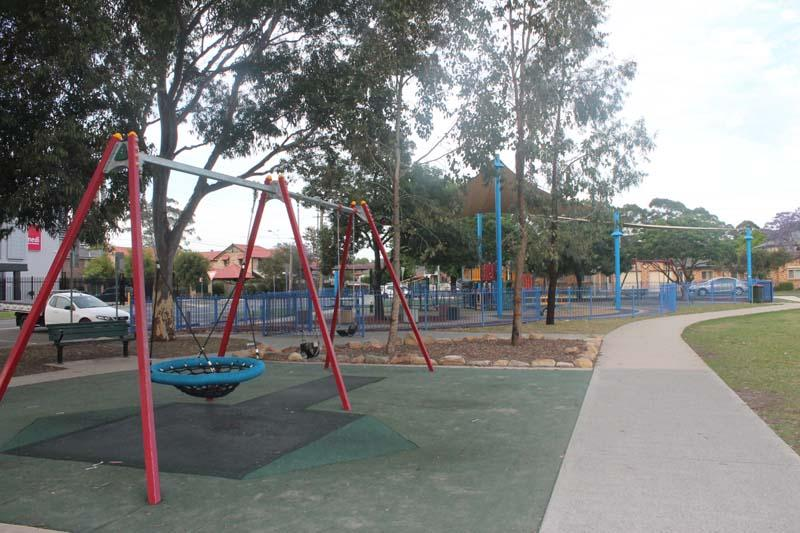 Doyle Ground Childrens Playground