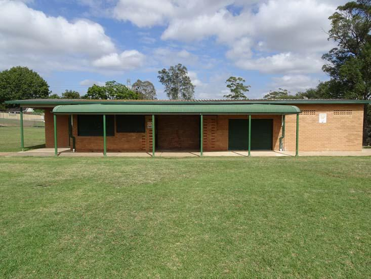 Murray Farm Reserve Amenities Building