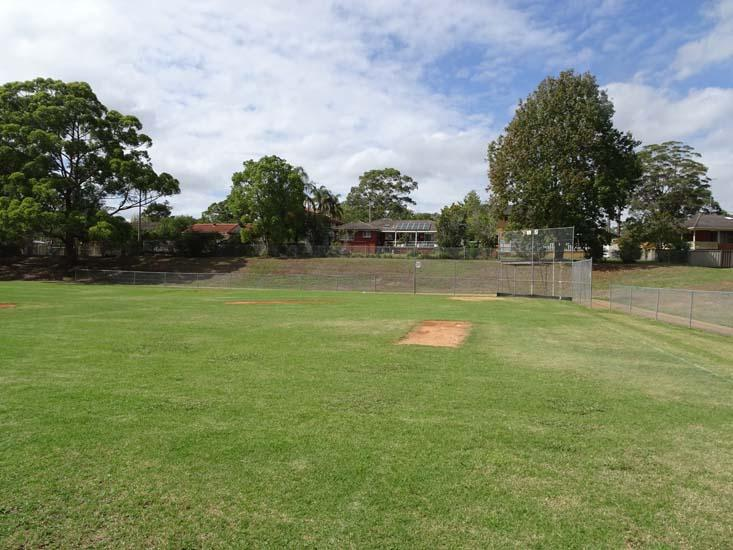 Murray Farm Reserve Baseball Diamond 2
