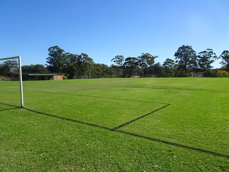 Murray Farm Reserve Sports Field