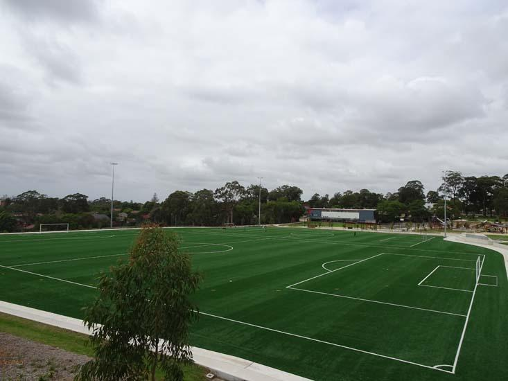 West Epping Park Sports Field 2