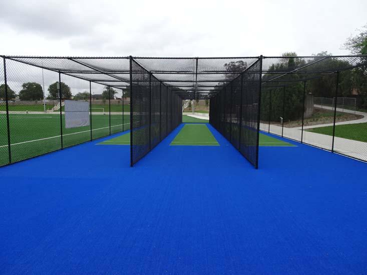 West Epping Park Cricket Nets