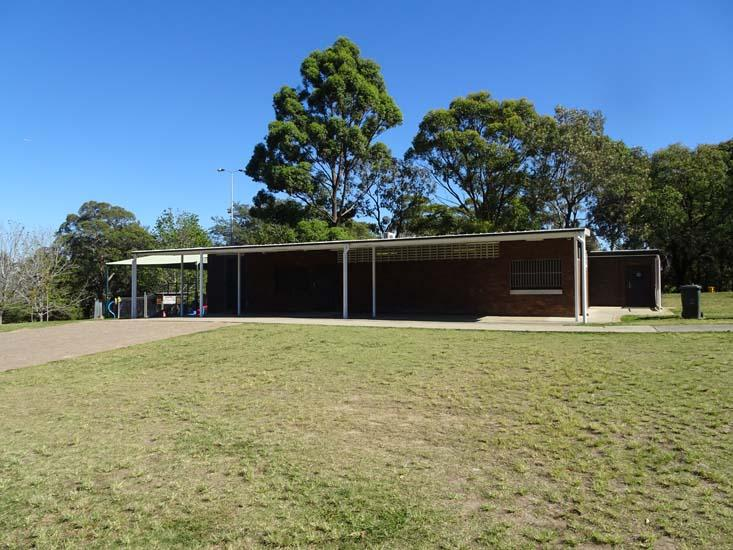 Don Moore Reserve Meeting Room