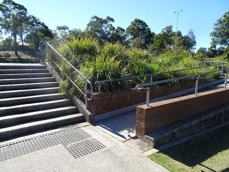 Don Moore Reserve Accessibility Ramp