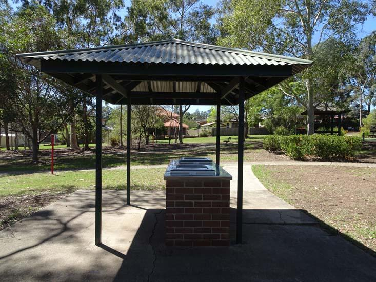 Upjohn Park Barbecue and Picnic Area