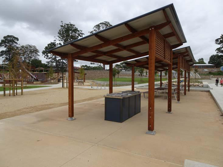West Epping Park Picnic Area 2
