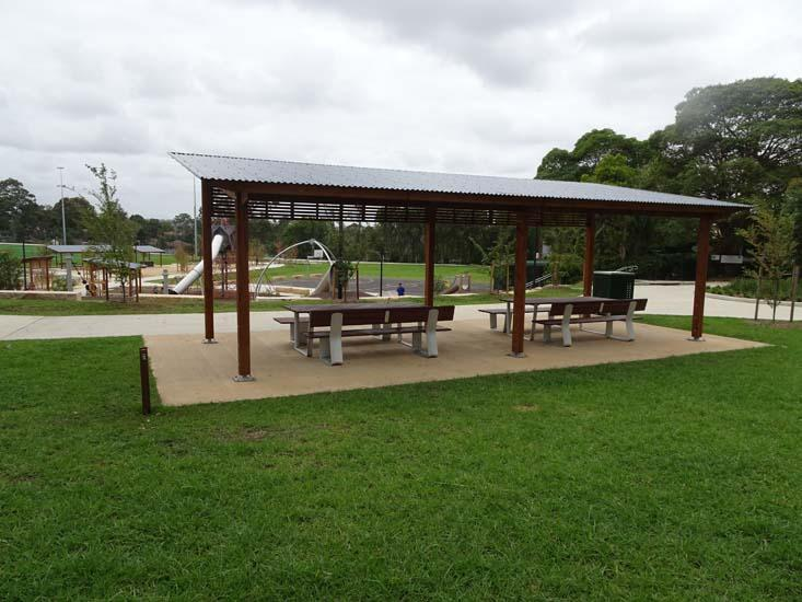 West Epping Park Picnic Area
