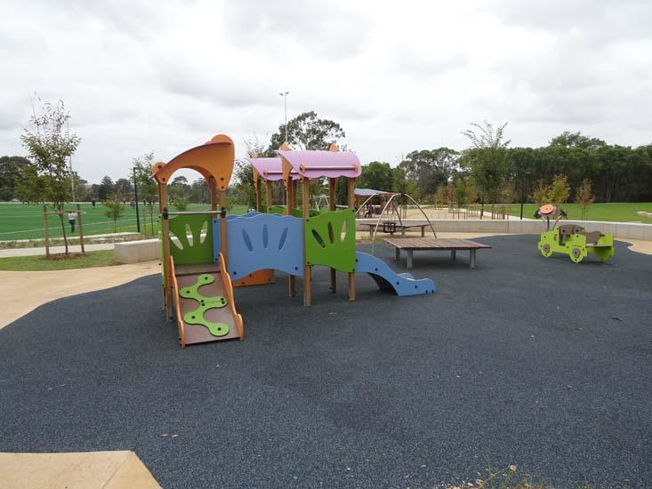 West Epping Park Playground 1