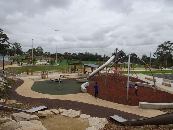 West Epping Park Playground 3