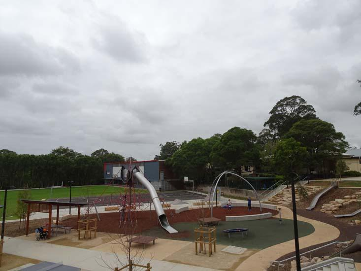 West Epping Park Playground 4