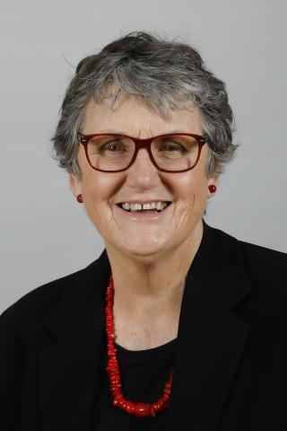 City of Parramatta Councillor Dr Patricia Prociv