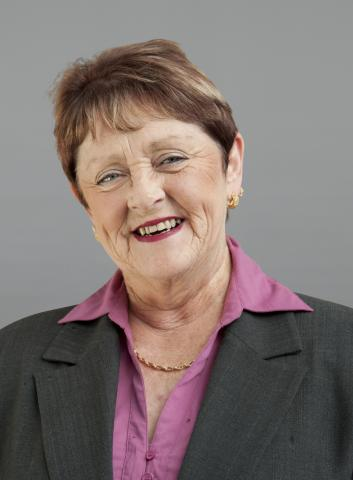 City of Parramatta Councillor Lorraine Wearne