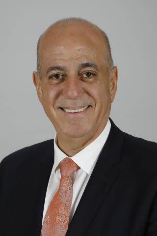 City of Parramatta Councillor Pierre Esber